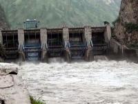 लारजी डैम से छोड़ा पानी, खतरे के निशान तक पहुंचा पंडोह डैम का जलस्तर