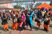विरासती उत्सवः देश भर से पहुंचे कलाकारों ने मचाई धमाल