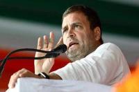 40 जवानों की शहादत के बाद भी फिल्म की शूटिंग करते रहे PM: राहुल गांधी