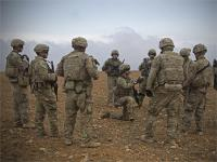 व्हाइट हाउस का ऐलान, अमेरिका अपने 200 सैनिकों को सीरिया में ही रखेगा