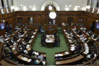 JNU मामले को लेकर दिल्ली विधानसभा में हंगामा, भाजपा विधायकों को निकाला बाहर