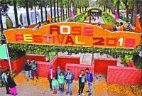 चंडीगढ़ में रोज फैस्टिवल की शुरूआत, चॉपर राइड में ले सकेंगे नजारा