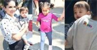 Pics: लंबे समय बाद तीनों बच्चों के साथ आउटिंग पर निकली सनी लियोन