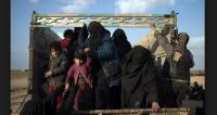 सीरिया में ISIS का आखिरी ठिकाना भी नेस्तनाबूत, ट्रकों में भरकर निकाले गए लोग