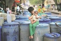 रिपोर्ट: 2020 तक खत्म हो सकता है दिल्ली के नीचे का पानी