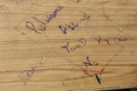पुलवामा अटैक याद है न, कॉलेज के डेस्कों पर लिखे मिले स्लोगन से भडक़े छात्र