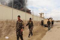 तालिबान आतंकवादियों से संघर्ष, 40 सैनिकों की मौत