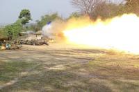 भारतीय सेना ने सरहद पर किया एंटी टैंक गाइडेड मिसाइल का सफल परीक्षण
