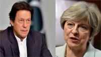 ब्रिटिश प्रधानमंत्री ने इमरान से की बात, कहा- आतंकी संगठनों पर कार्रवाई करे पाक