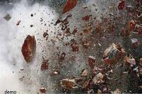 सीरिया में बारूद सुरंग विस्फोट में 7 लोगों की मौत, 14 घायल