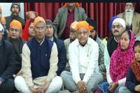 देहरादूनः शहीदों की याद में गुरुद्वारे में रखा गया नमन कार्यक्रम, CM रावत ने दी श्रद्धांजलि