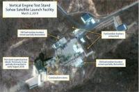 उत्तर कोरिया कर रहा है उपग्रह प्रक्षेपण स्थल का पुर्निनर्माण