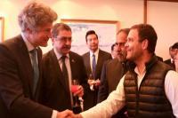 जी-20 के राजनयिकों से भोज पर मिले सोनिया-राहुल, कई मुद्दों पर हुई चर्चा