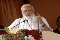कांचीपुरम में बोले मोदी, धमकियों और गालियों से नहीं हूं परेशान