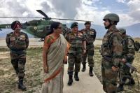 कल जम्मू दौरे पर रक्षा मंत्री निर्मला सीतारमण