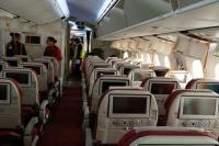 एयर इंडिया की फ्लाइट में कम हुआ हवा का दबाव, सैकडों यात्रियों की अटकी सांस
