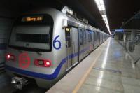 दिल्ली मेट्रो के ब्लू लाइन विस्तार को मिली सुरक्षा मंजूरी, PM मोदी कल कर सकते हैं शुभारंभ