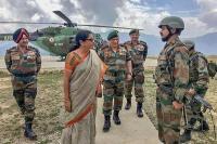जम्मू-कश्मीर: घाटी में तनाव के बीच सीतारमण का दौरा रद्द