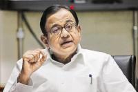 BJP पर बरसे चिदंबरम, कहा- राफेल पर कागज चोरी का तर्क संविधान के खिलाफ