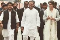 लोकसभा चुनाव 2019ः कांग्रेस ने पुराने चेहरों पर लगाया दांव