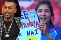हार्दिक पांड्या की मिस्ट्री गर्ल आई चर्चा में, मैच दौरान पोस्टर पर लिखकर लाई थी- खास मैसेज