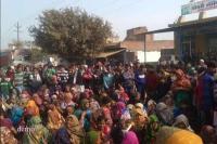 सहारनपुर में युवक की हत्या, शव रखकर लोगों ने सड़क पर लगाया जाम
