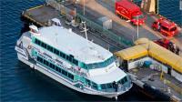 जापानः तेज रफ्तार नाव समुद्री जीव से टकराई, 87लोग घायल