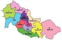 छत्तीसगढ़ की 11 लोकसभा सीटों के लिये तीन चरणों में मतदान