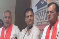 गुजरात के तीनो नये मंत्रियों के विभागों का हुआ आवंटन