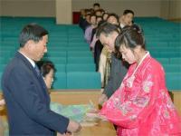 उ.कोरिया में लोकतंत्र की अनोखी परिभाषा, पहले से तय नतीजे के लिए मतदान