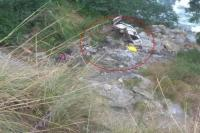 कर्णप्रयागः अनियंत्रित होकर गहरी खाई में गिरी कार, प्रधानाचार्य सहित 2 लोगों की मौत