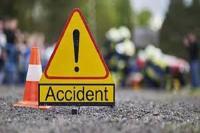 सड़क हादसे में युवक की मौत, कार चालक पर पर्चा