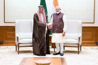 सऊदी अरब के विदेश मंत्री ने प्रधानमंत्री नरेंद्र मोदी से की मुलाकात